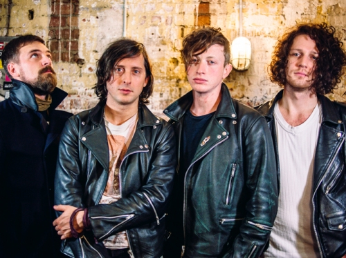 Carl Barat and the Jackals, November 2014
